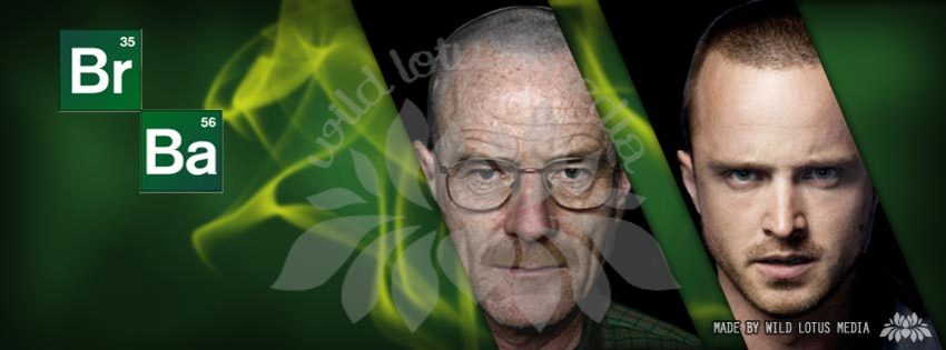 Fan art inspired by the television series Breaking Bad