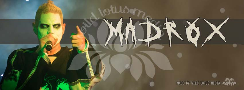 Madrox of Twiztid digital fan art print with watermark