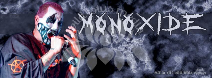 Monoxide of Twiztid digital fan art print with watermark
